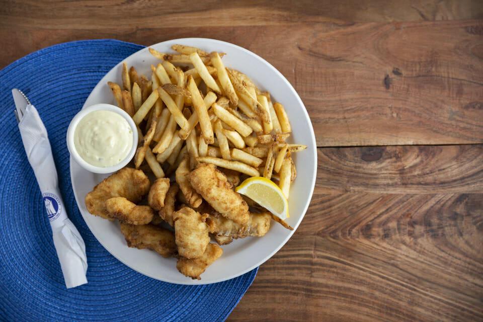 Fish tips